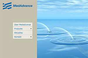 Website Medadvance