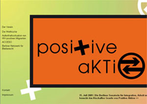Website Positive Aktion